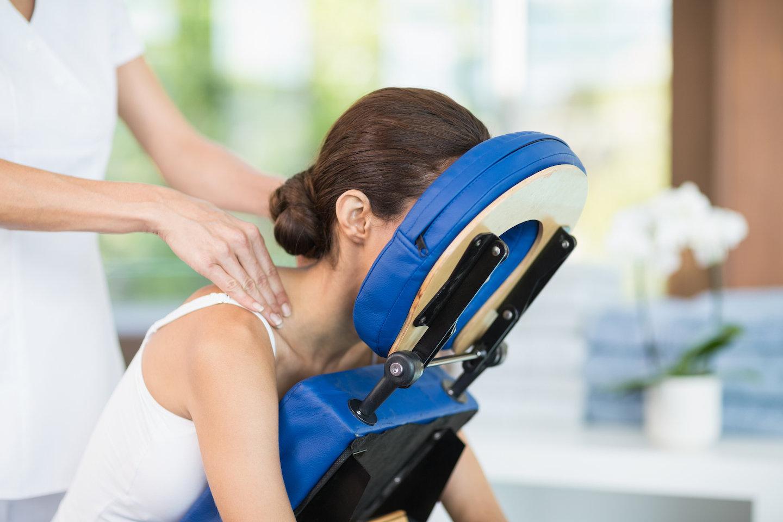 10min Chair Massage
