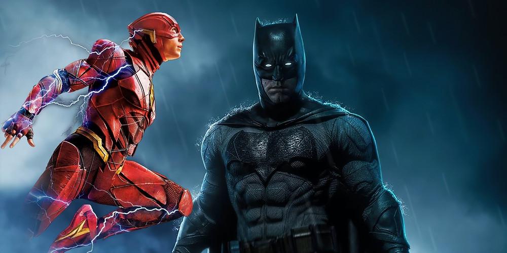 Ben Affleck to return as Batman in 2022 Flash movie