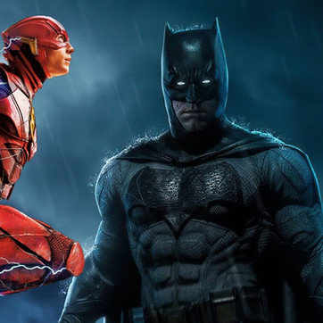 CONFIRMED: Ben Affleck to re-join DCEU as Batman in new Flash Movie for 2022