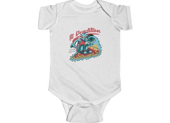 Infant Ill Rendtion Jersey Bodysuit