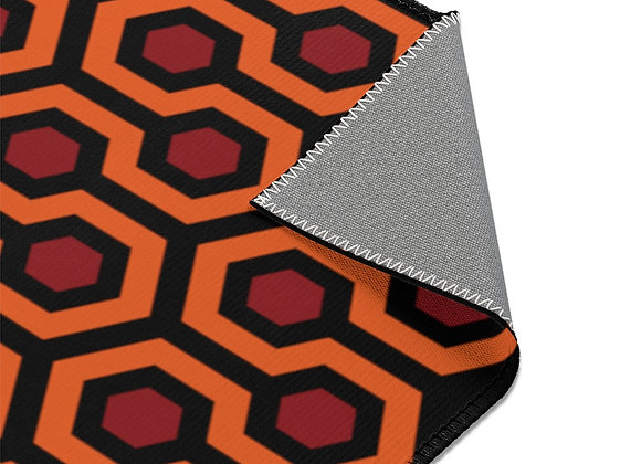 Overlook Hotel Carpet Pattern Area Rug- The Shining