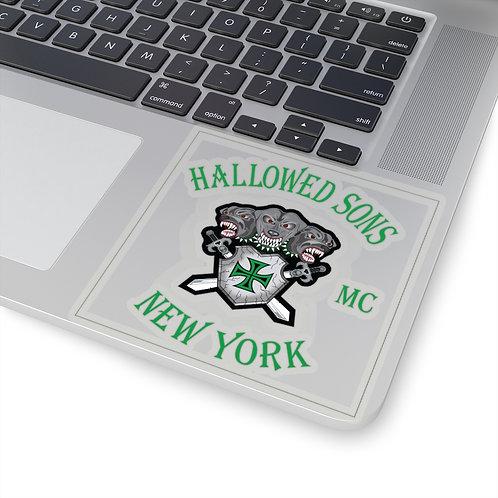 HSMC Member Diecut Sticker