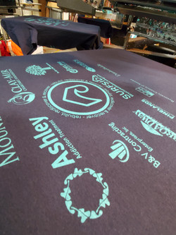 South jersey Screenprinting and design: