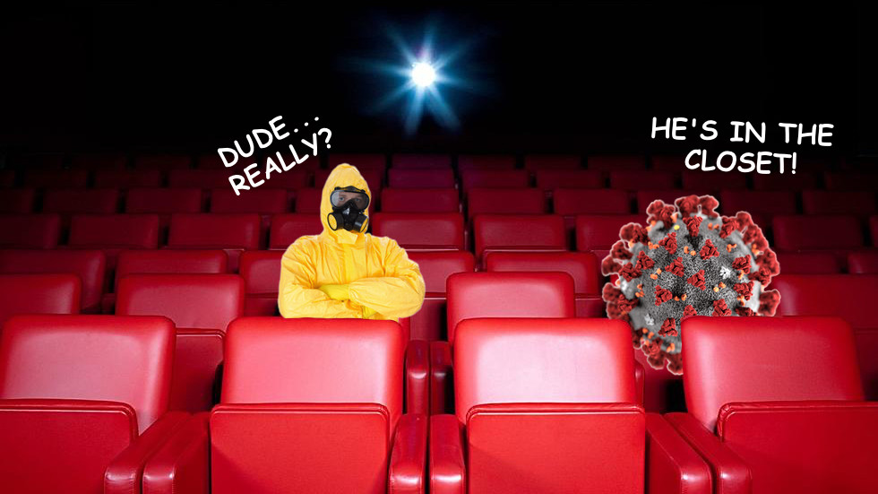 Movie Theaters during COVID-19 Pandemic