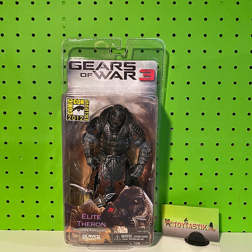 NECA Gears of War 3 Elite Theron