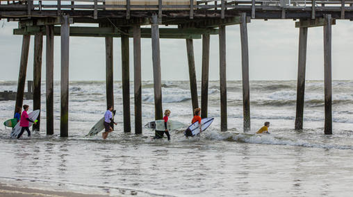 DEAN RANDAZZO CANCER FOUNDATION SURF FOR
