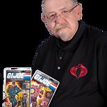 Ron Rudat Super Jersey Comic Expo 2021