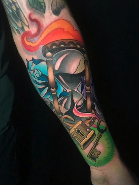 Jared Stomber- Tattoo Artist at Empire S