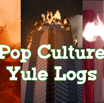 From Burning Darth Vader to Doc Brown's Mansion, Here Are The Best Pop Culture Yule Log Videos