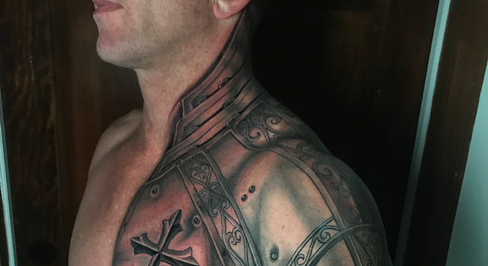 Jared Stomber- Tattoo Artist at Empire State Tattoo Studio in Amityville, NY
