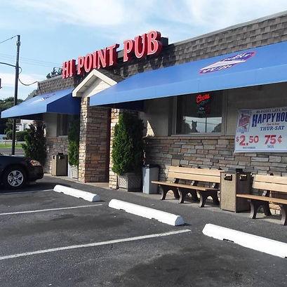 The Hi-Point Pub: 24hr Bar and Restauran
