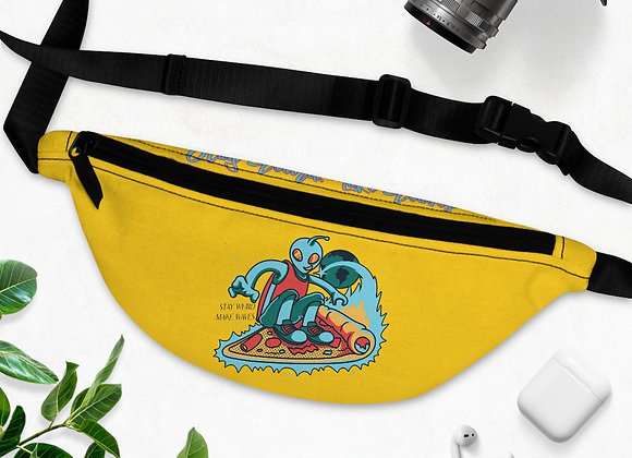 Say Weird, Make Waves Fanny Pack