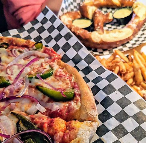 Get some grub at The Chelsea Inn & Pub A