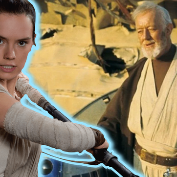 Daisy Ridley Reveals That Rey Was Originally Meant To Be A Kenobi.