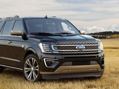 Ford Expedition Mac