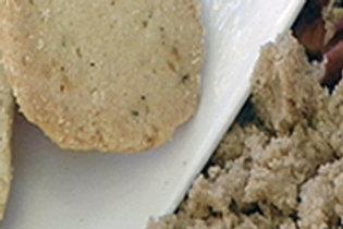 Brown Sugar/Pecan Shortbread