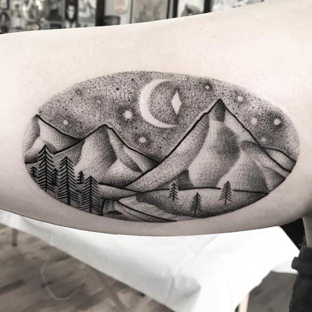 Chris Evans- Westhanded_ Divination Tatt