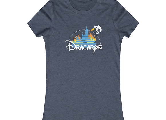 Game of Thrones Magic Kingdom Disney Women's Cotton Tee
