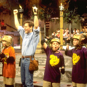 Nickelodeon Classic 'Legend Of The Hidden Temple' Re-Boot Show Casting Adult Contestants This Summer