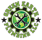 Green Earth Plumbing logo