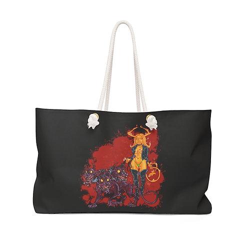 Ladies Love Cerberus Weekender Bag