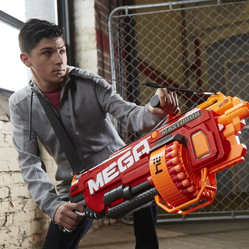 NERF Blasters Of All Sizes Discounted Right Now On Amazon, Many With Guaranteed Delivery By X-Mas