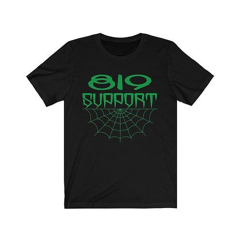 819 Support Spiderweb Tee