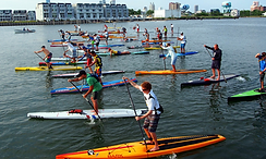 Dean Randazzo Cancer Foundation Paddle F