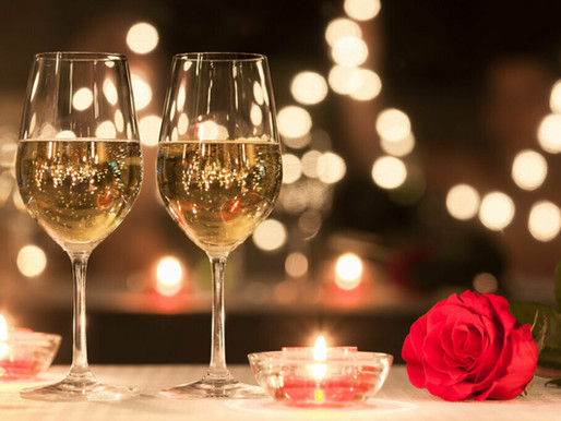 A Valentine's Day On-Wheels Package For Those Who Want A Hassle-Free Romantic Evening