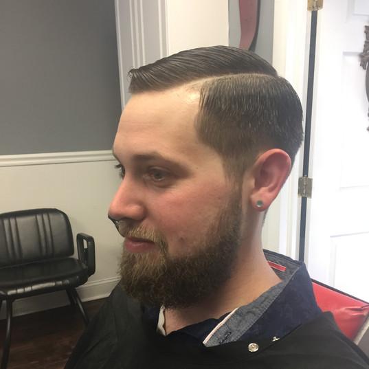 Ryan's Barber Shop- Chad