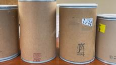Fiber Drum Size Reference