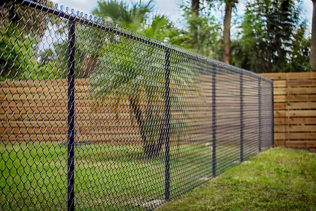 Chain Link Fence Installation Panama City Florida