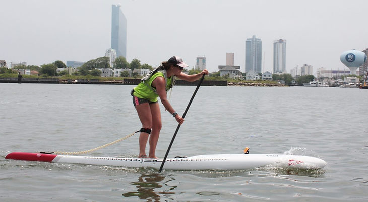 Paddle For A Cause- Dean Randazzo Cancer