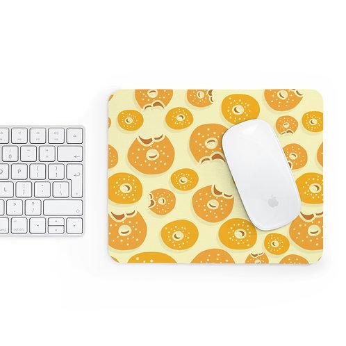Bagel Wallpaper Computer Mousepad