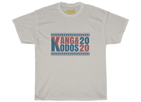 Kang Kodos 2020 Election Simpsons homage Unisex Cotton Tee