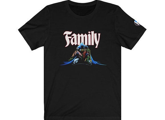 A Death In The Family- Batman Jason Todd unisex Tee