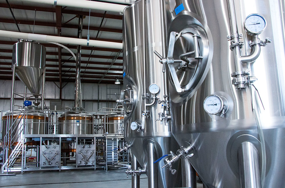 Broken Goblet Brewhouse Facility