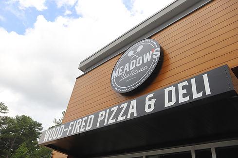 Meadow's Italiano Pizza Subs Mooresville, North Carolina