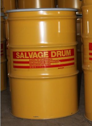 New and Reconditioned Steel Drums by Pat