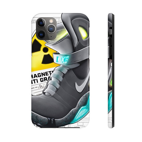 Nike Air Mag- Karicature Kicks Tough Phone Case