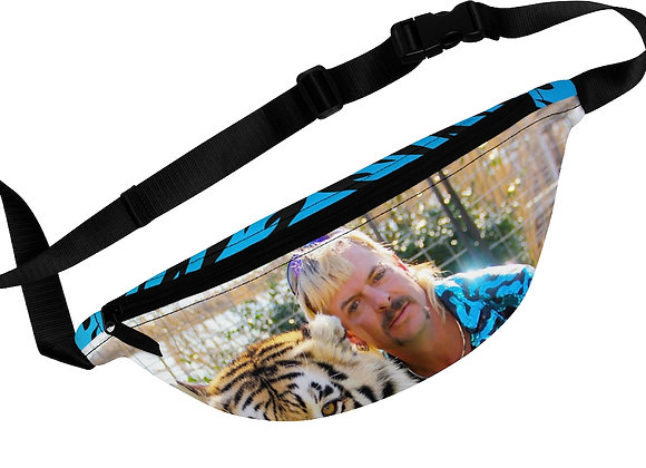 Joe Exotic Tiger King Glamour Shot Fanny Pack