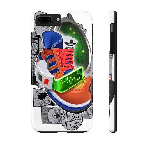 Adidas AX500 Dragonball Z Goku Karicature Kicks Tough Phone Case