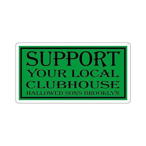 HSMC Support Sticker