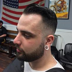 Ryan's Barber Shop- Darren