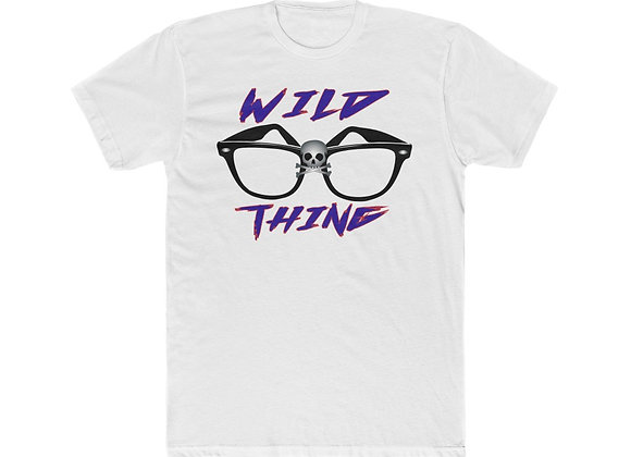 """""""Wild Thing"""" homage to Major League movie tee"""