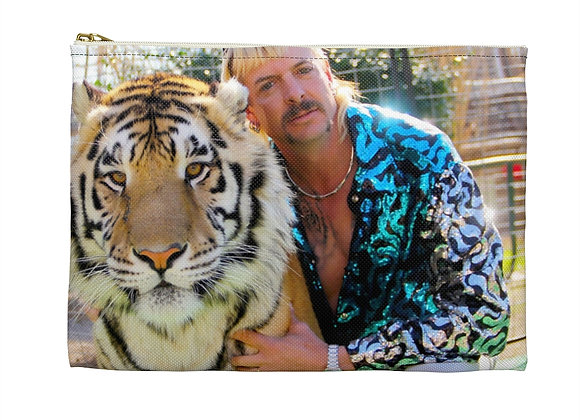 Tiger King Joe Exotic Accessory Pouch