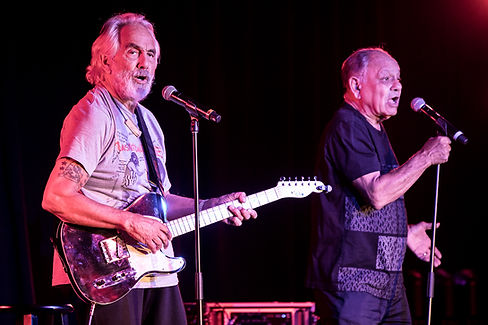 Cheech & Chong perform life: Daniel Mulh