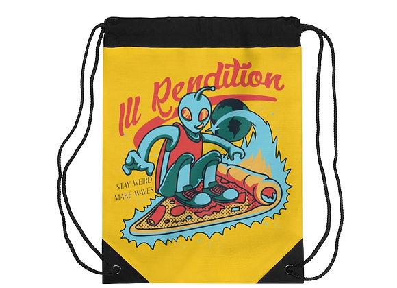 Gill Rendition Drawstring Bag
