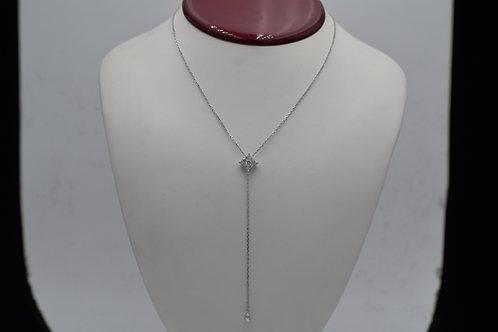 Diamond Stationary Lariat