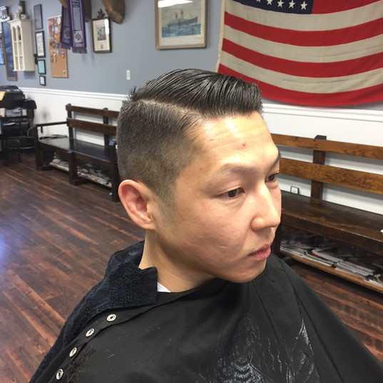 Ryan's Barber Shop- Darren